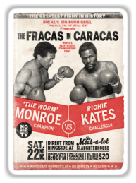 Create a Retro Boxing Poster